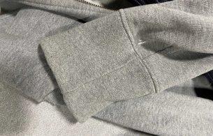 Sweatshirt Repair - After